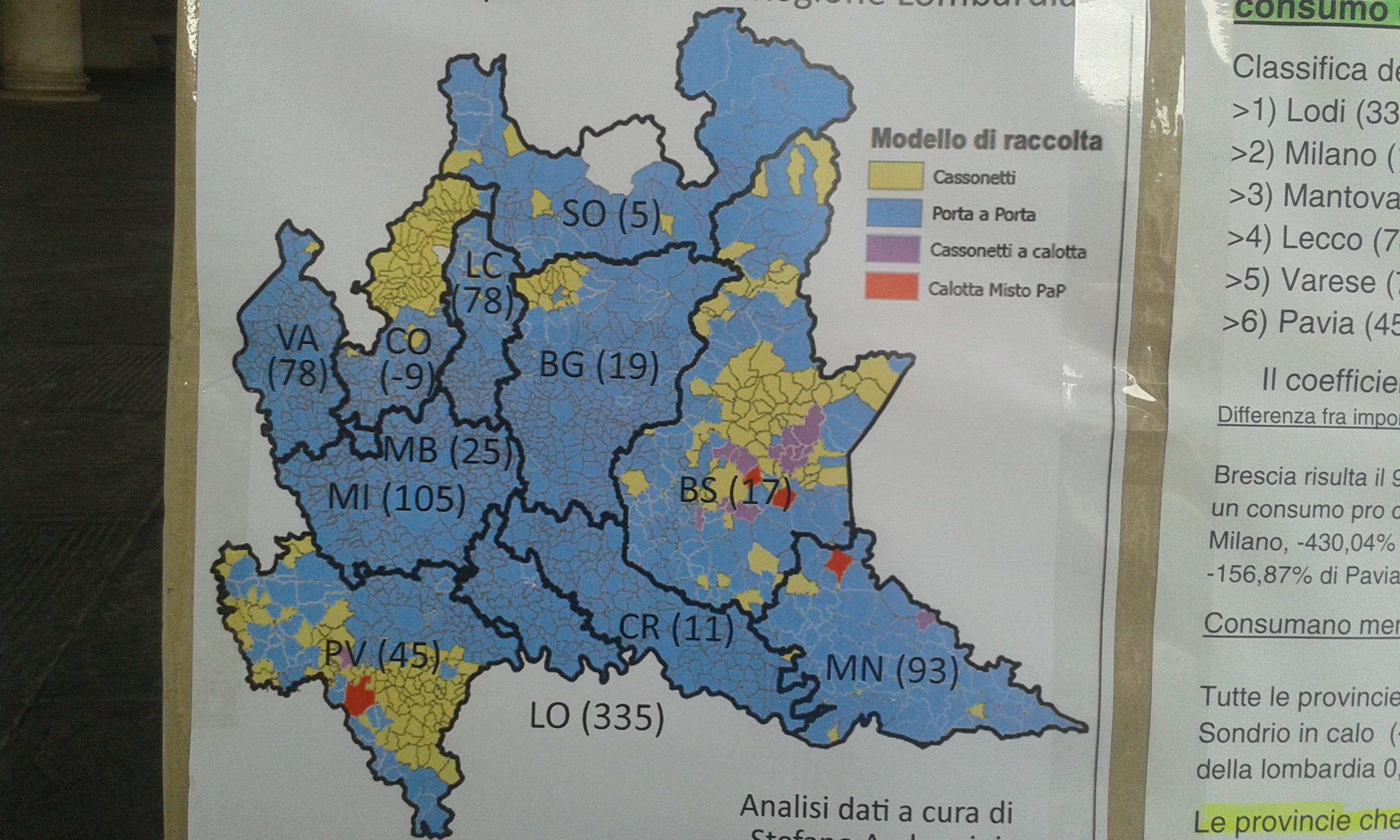 Cartina Lombardia Pavia.Brescia Ricorso Contradditorio Della Regione Lombardia Contro Lo Sblocca Italia Radio Onda D Urto