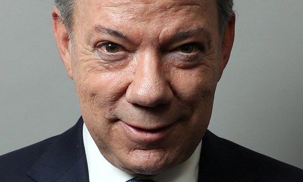 Juan Manuel Santos premio Nobel per la Pace 2016