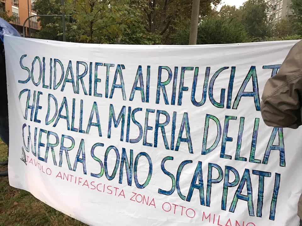 Milano: migranti nella caserma Montello col blitz di notte