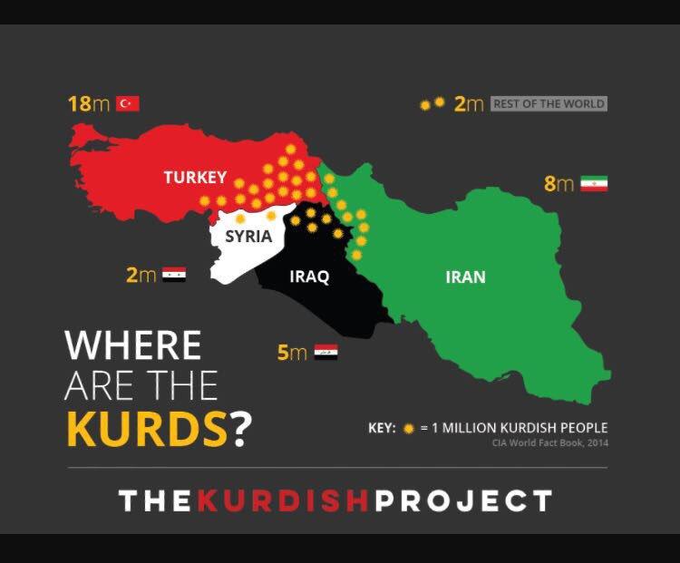 Cartina Kurdistan.Kurdistan Pagina 2 Radio Onda D Urto