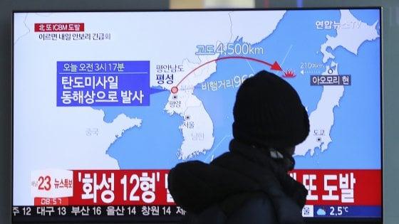 Corea Nord: Russia, da Usa azioni provocatorie