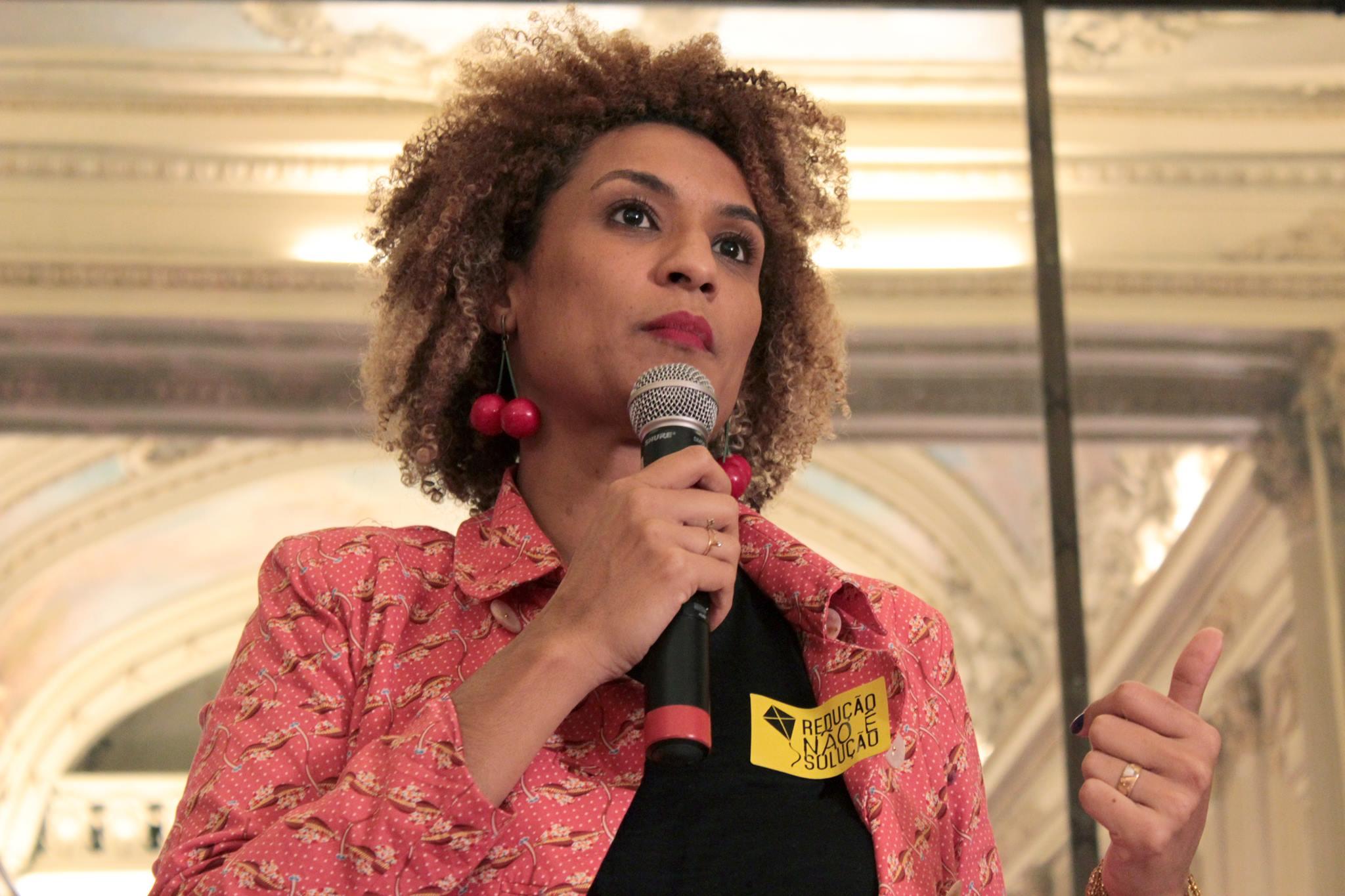 Marielle Franco, consigliera degli ultimi uccisa a Rio