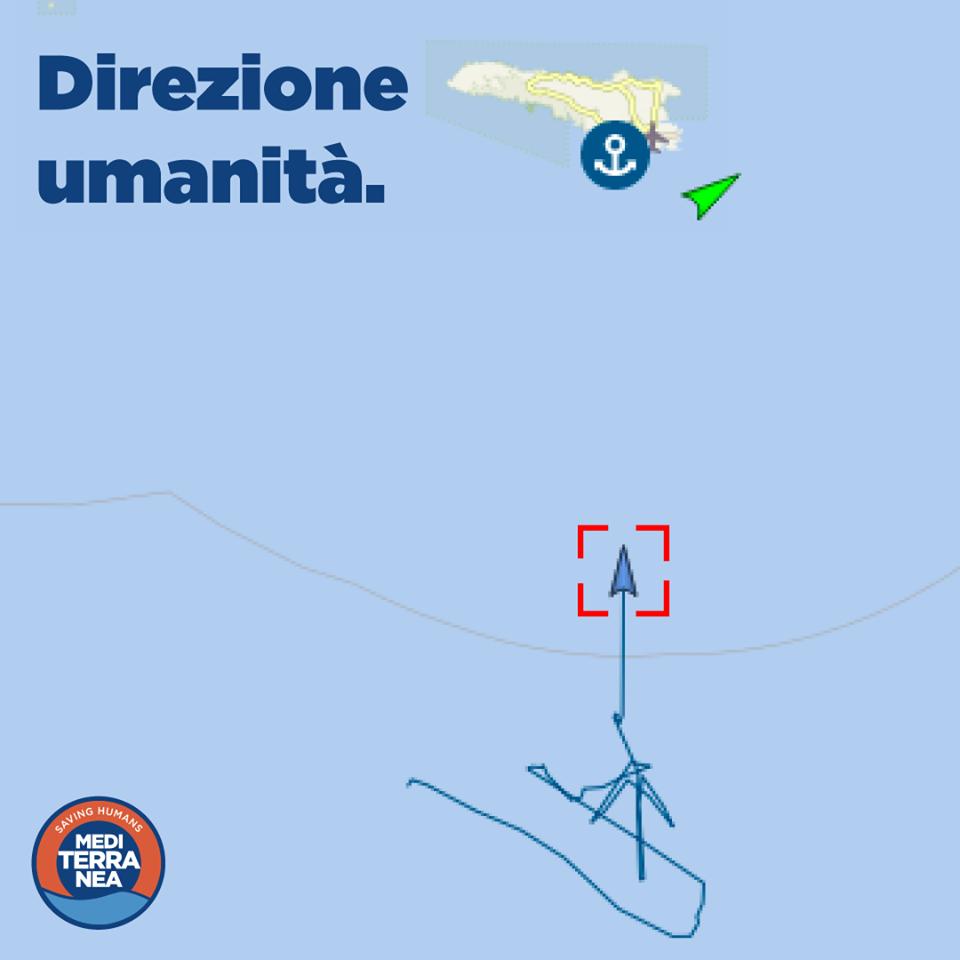 Sciopero fame alcuni migranti Mare Jonio - Ultima Ora